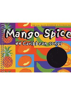 Mango Spice (Book and CD) Books and CDs | Piano, Vocal & Guitar