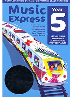 Music Express: Year 5 (Ages 9-10) Books, CD-Roms / DVD-Roms and CDs |
