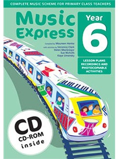 Music Express: Year 6 (Ages 10-11) Books, CD-Roms / DVD-Roms and CDs | All Instruments