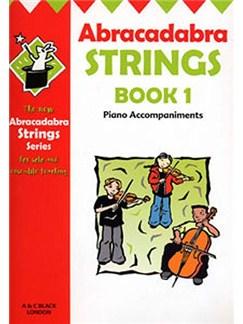 Abracadabra Strings Book 1 (Piano Accompaniments) Books | Piano Accompaniment