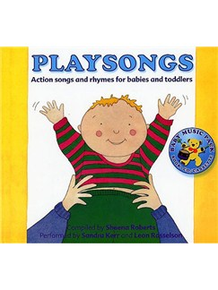 Sheena Roberts: Playsongs Book And CD Books and CDs | Voice