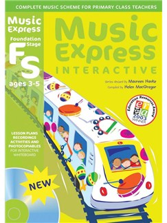 Music Express: Foundation Stage Books, CD-Roms / DVD-Roms and CDs |