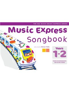 Music Express: Songbook - Years 1-2 Books | Piano, Vocal & Guitar (with Chord Symbols)