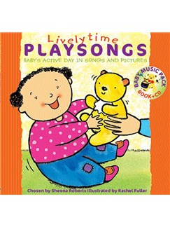 Lively Time Playsongs Books and CDs | Lyrics Only