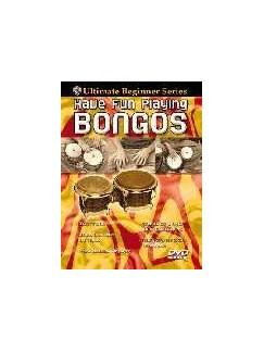 Ultimate Beginner: Have Fun Playing Bongos DVDs / Videos | Bongos