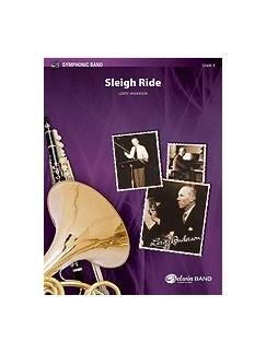 Sleigh Ride: Concert Band Score & Parts Books | Piccolo, Flute, Oboe, Clarinet, Bass Clarinet, Bassoon, Alto Saxophone, Tenor, Baritone Saxophone, Cornet, Trumpet, Trombone, Tuba, Double Bass, Percussion