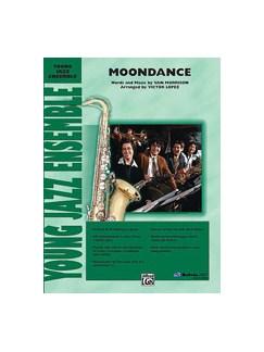 Van Morrison: Moondance (Jazz Ensemble) Books | Wind Ensemble