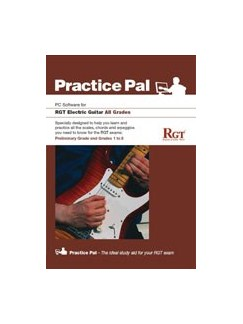 Registry Of Guitar Tutors: Practice Pal For Electric Guitar (Software For PC) – All Grades CD-Roms / DVD-Roms | Electric Guitar