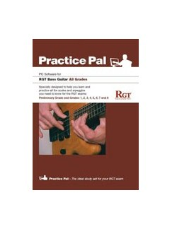 Registry Of Guitar Tutors: Practice Pal For Bass Guitar (Software For PC) – All Grades CD-Roms / DVD-Roms | Bass Guitar