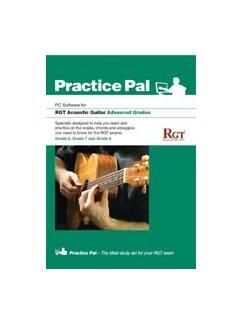 Registry Of Guitar Tutors: Practice Pal For Acoustic Guitar (Software For PC) – Advanced Grades CD-Roms / DVD-Roms | Acoustic Guitar