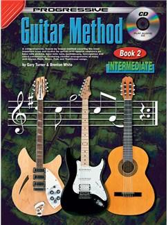 Progressive Guitar Method: Book 2 Books and CDs | Guitar