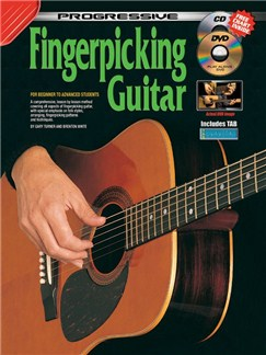 Progressive Fingerpicking Guitar Books, CDs and DVDs / Videos | Guitar