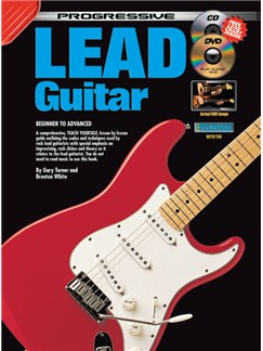 Progressive Lead Guitar Books, CDs and DVDs / Videos | Guitar