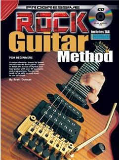 Progressive Rock Guitar Method Books and CDs | Guitar