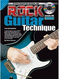 Progressive Rock Guitar Technique Books and CDs | Guitar