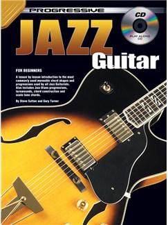 Progressive Jazz Guitar Books and CDs | Guitar