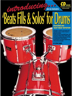 Introducing Beats, Fills & Solos Books and CDs | Drums