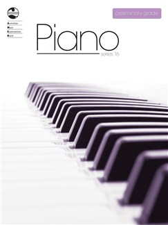 AMEB Preliminary Grade Series 16 Piano Books | Piano