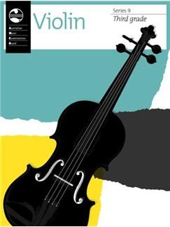 AMEB Violin Series 9 Grade 3 Books | Violin