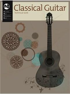 AMEB Classical Guitar Technical Work (2011) Books | Guitar