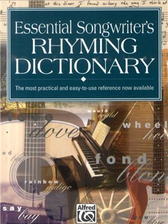 Essential Songwriter's Rhyming Dictionary Books |