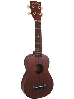 Makala: MK-S Soprano Ukulele - Natural Instruments | Ukulele