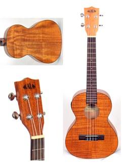 Kala: KA-TEME Exotic Mahogany Tenor Electro-Acoustic Ukulele Instruments | Ukulele