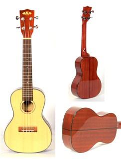 Kala: KA-ST Tenor Ukulele - Spruce Top Instruments | Ukulele