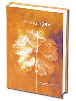 Sing Glory Words Only (Hardback) Bog | Stemme