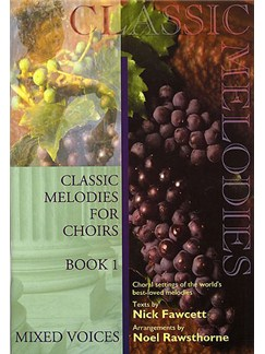 Classic Melodies For Choirs: Book One Libro | SATB, Acompañamiento de Piano