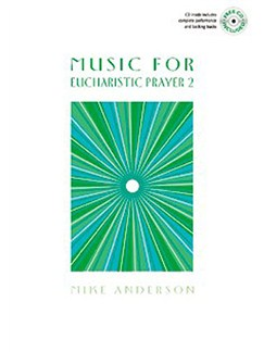Music For Eucharistic Prayer 2 Books | Voice/Organ Accompaniment