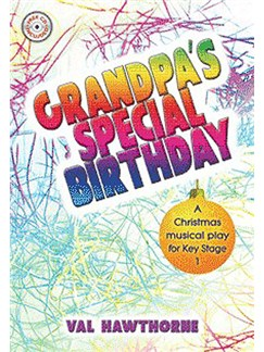 Val Hawthorne: Grandpa's Special Birthday Books and CDs | Voice, Piano Accompaniment