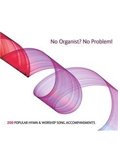 No Organist? No Problem! 200 Hymns On 10 CDs CDs  