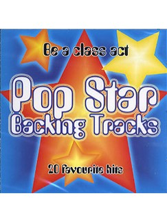 Pop Star Backing Tracks CDs | Voice