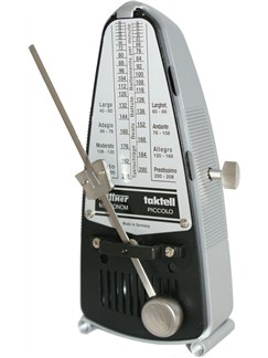 Metronome: Taktell Piccolo (Silver)  |