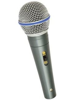qtxsound: DM15 Dynamic Microphone  |