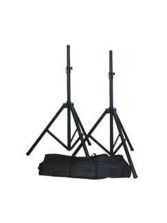 Skytronics: Speaker Stand Kit With Carry Bag  |