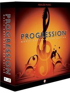 Notion Music: Progression Music Software For Guitar CD-Roms / DVD-Roms |