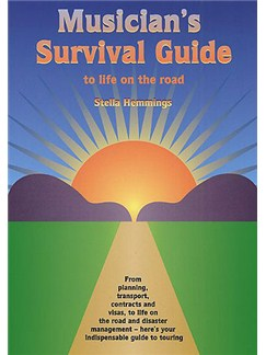 Musician's Survival Guide To Life On The Road Books |