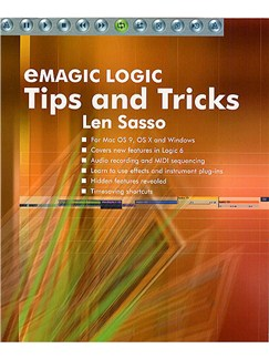 Emagic Logic Tips And Tricks Books |