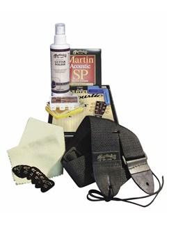 Martin: 18AGKA Acoustic Guitar Care Kit  | Guitar