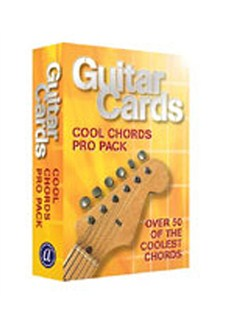 Guitar Cards (Cool Chords Pro Pack)  | Guitar