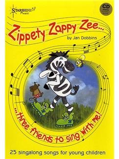 Jan Dobbins: Zippety Zappy Zee Books and CDs | Voice