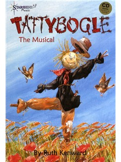 Ruth Kenward: Tattybogle - The Musical (Book/CD) Books and CDs | Voice, Piano Accompaniment