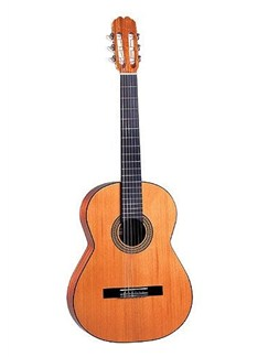 Admira: Malaga Classical Guitar 4/4 Instruments | Classical Guitar