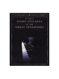 Piano Stylings Of The Great Standards - Volume VI Books | Piano