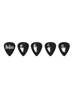 Planet Waves: The Beatles Signature Pick Collection - Meet The Beatles (Medium/10 Picks)  | Guitar