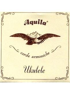Aquila: 23U Nylgut Baritone Ukulele String Set - GCEA Tuning  | Ukulele