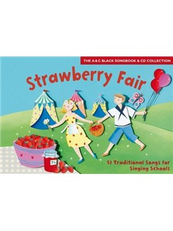 Strawberry Fair (Book/CD) (PVG) Books and CDs | Piano & Vocal (with Chord Symbols)