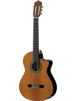 José Ramirez: 2N CWE Cutaway Electro-Classical Guitar Instruments | Electro-Classical Guitar
